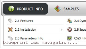 Creating menu iframe css demo 493 rate it blueprint css navigation dropdown fixed malvernweather Image collections