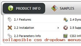 Drop Down Menu Plugin For Rapidweaver Demo #865  Rate It!