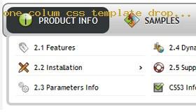Flash Cs3 Drop Down Menu Tutorial Demo #394. Rate It!