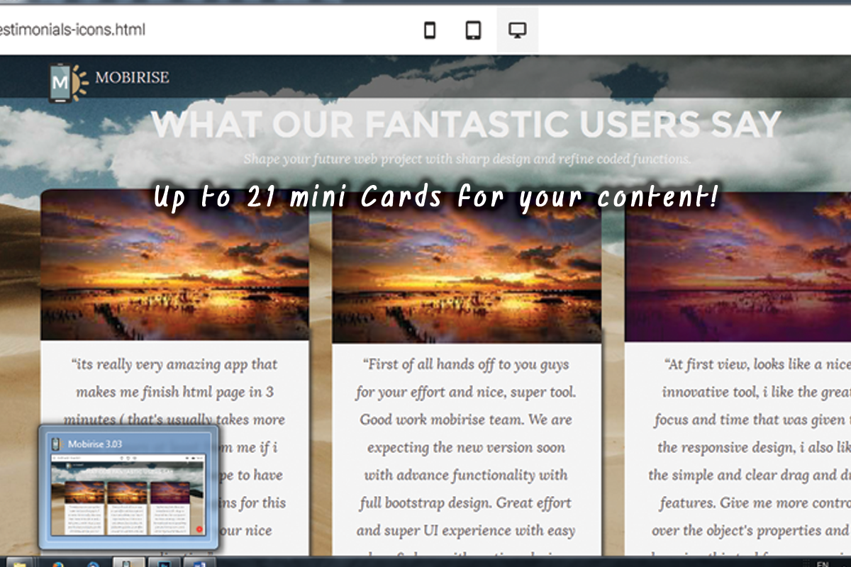 Simple Responsive Site Designing Software Download