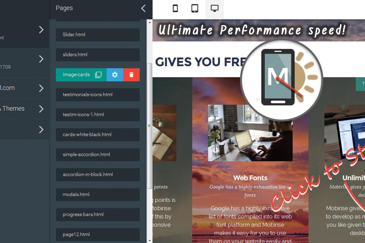 Top Free Web Creator Software