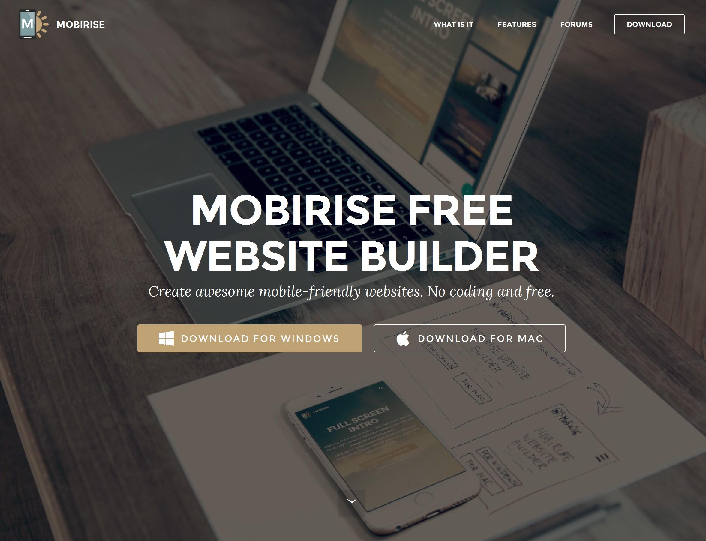 Easy Responsive Site Creator