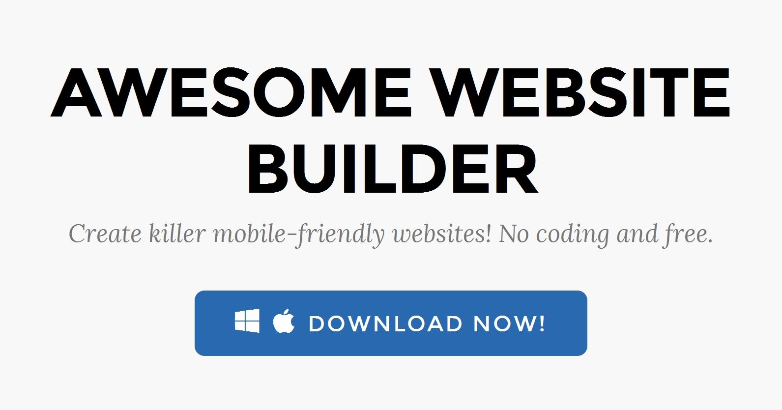 Bootstrap Site Design Software