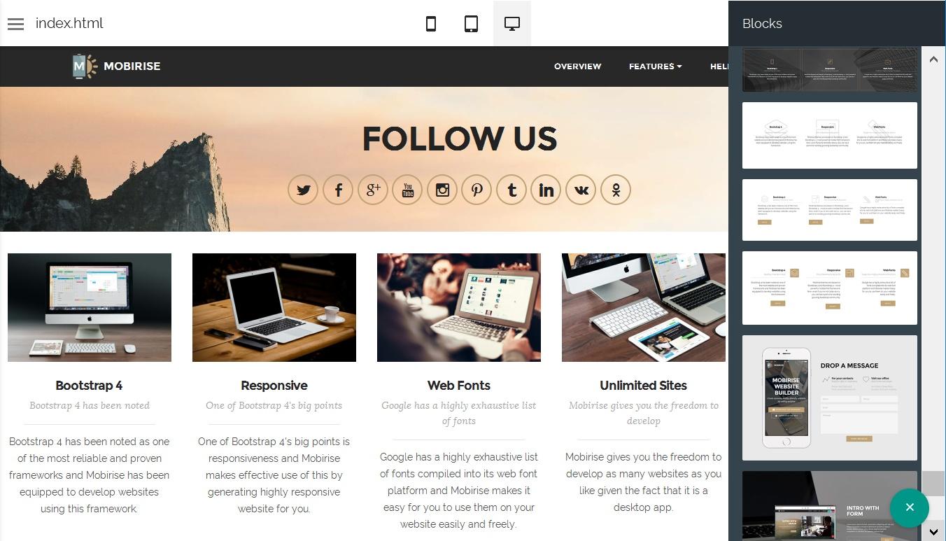 Offline Site Design Software