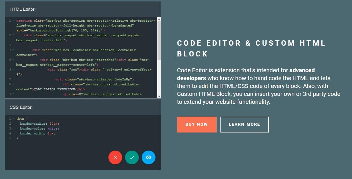 HTML5 Webpage Theme